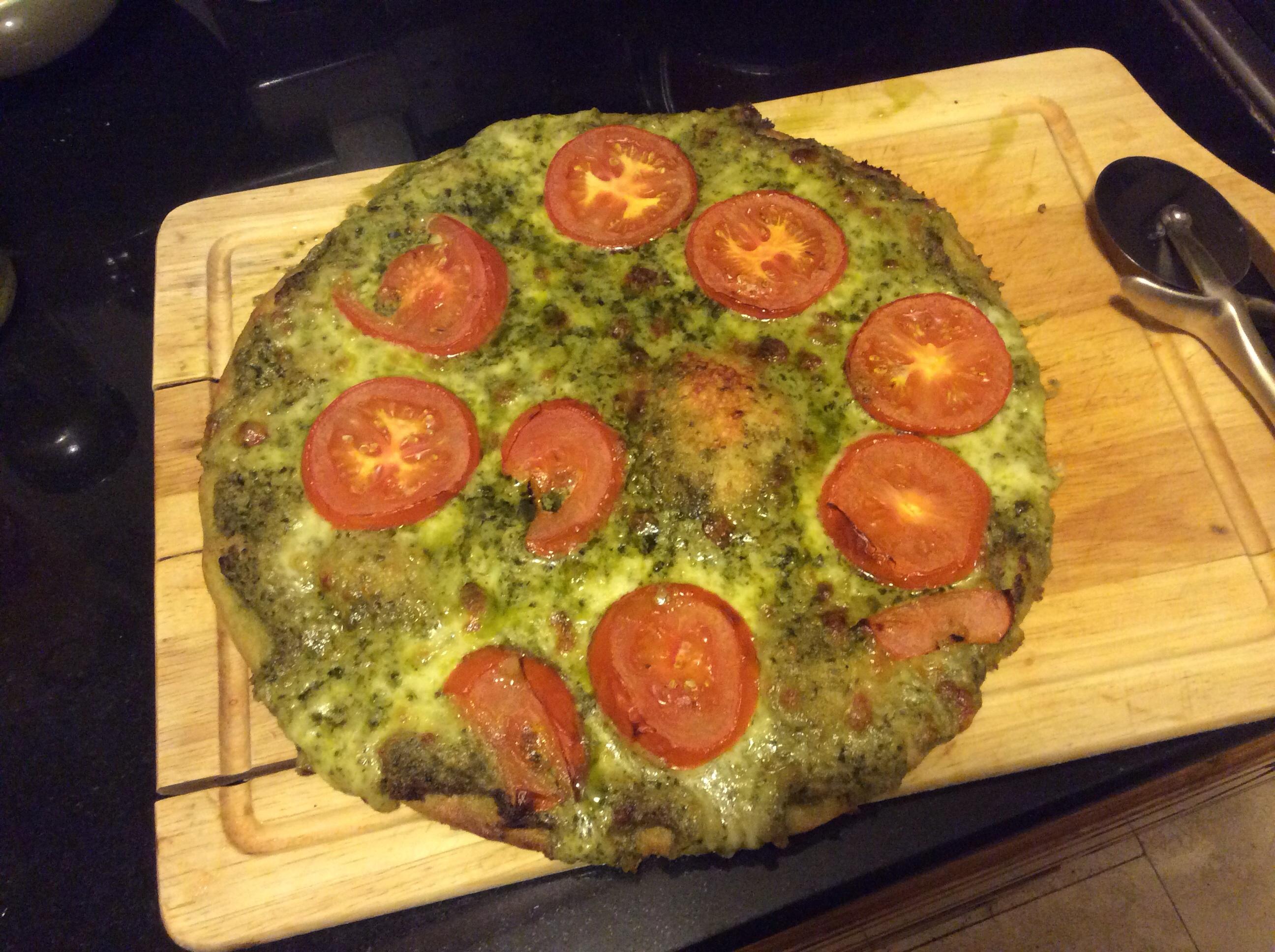 Picture of Pesto Pizza