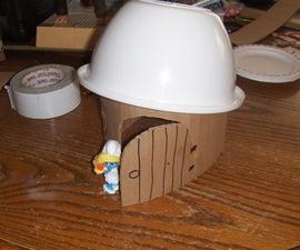 Build a Smurf House