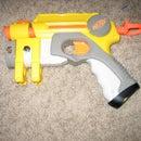 Nerf gun Nite finder Mod