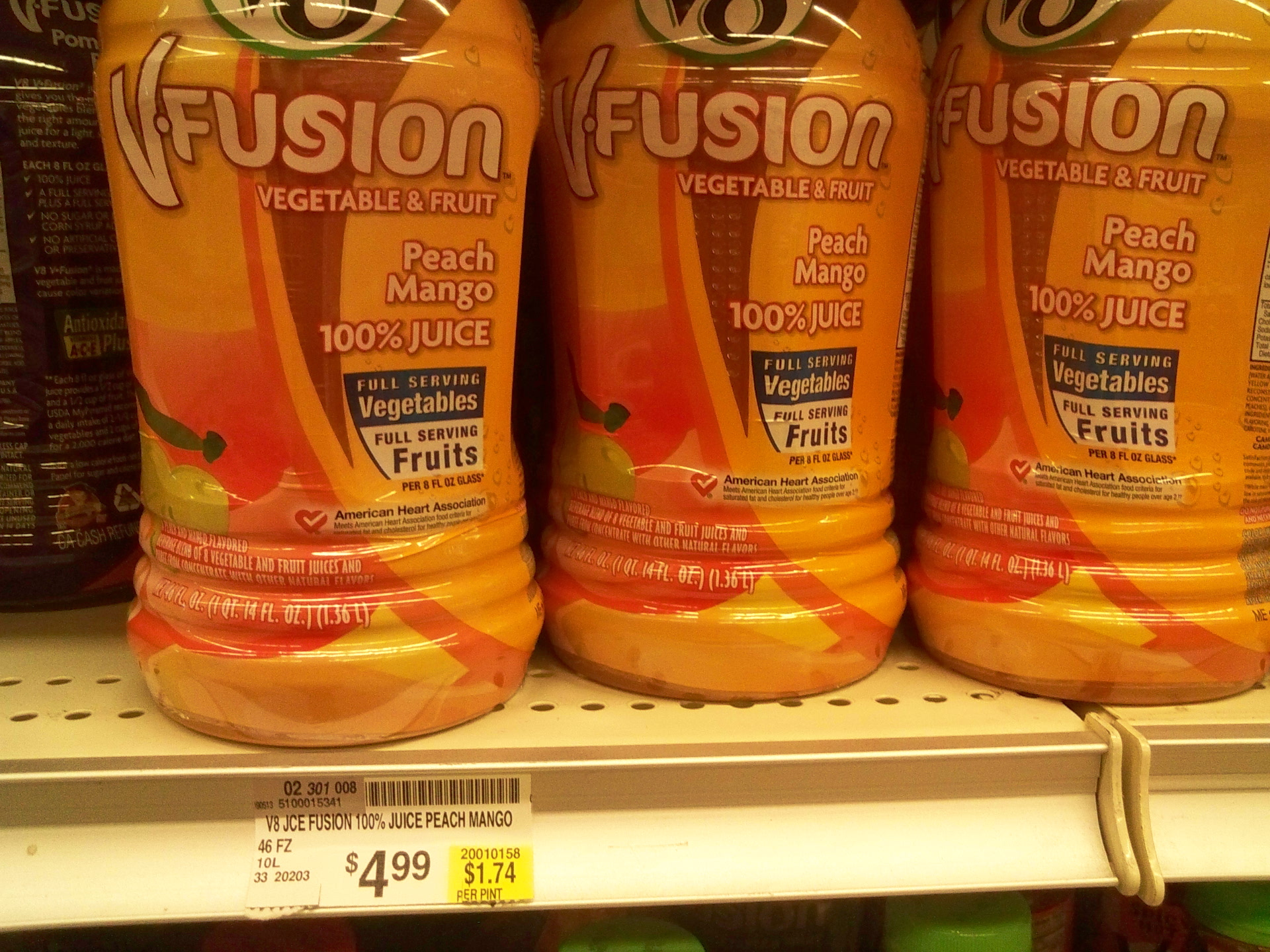Picture of V-Fusion: $13.90 / Gal