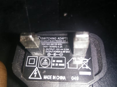 Setting Up Power Supply