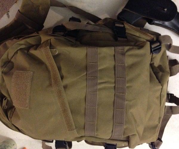 Extreme Bug Out Bag