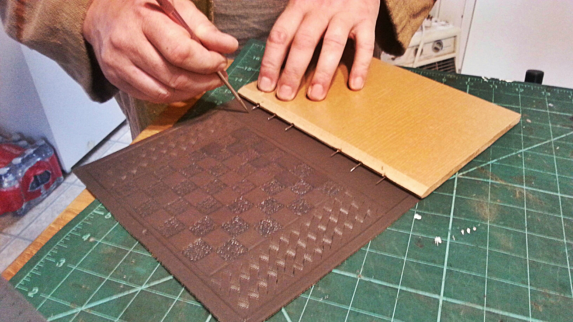 Picture of Cutting and Carving Your Cover