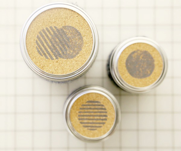 Picture of Stamping Cork Toppers