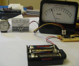 MSP430 Based Chronulator (using Launchpad chip)