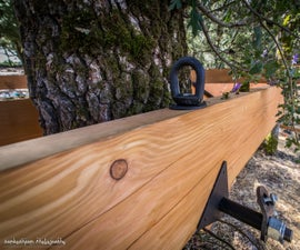Treehouse Hardware Series - Tree Attachment Bolt (TAB)