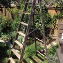Fix An Old Wooden Ladder For Less Than $10