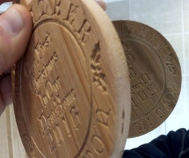 How to Easily and Accurately CNC Engrave on Both Sides