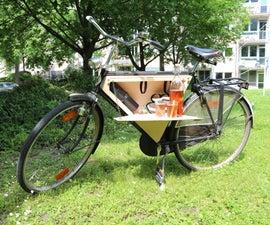 Bicycle Picnic Box