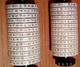 Thomas Jefferson Wheel Cypher