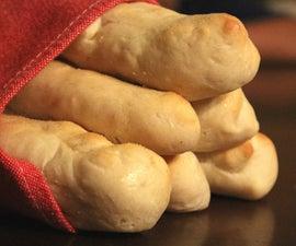 Olive Garden Copycat Breadsticks