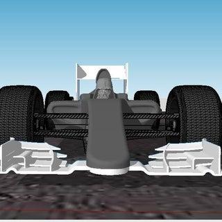 DIY F1 RC Race Car! V.2.0
