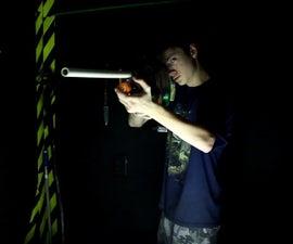 Hairspray Gun From TRASH