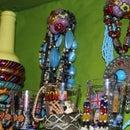 Jewellery Organiser: Fun, Easy & low budget !