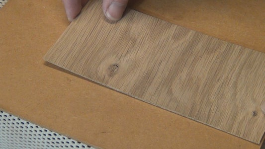 Routing the Inlay Patch