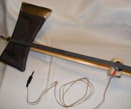 Big Axe Bass - Tool Using Animal Instrument of Mass Intonation