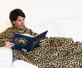 Make Your Own Snuggie