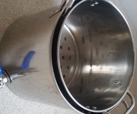 All-in-one 10L All Grain Brew Kit