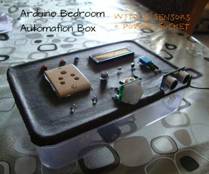The Bedroom Automation Box