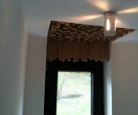 Wooden 3d Wall Design