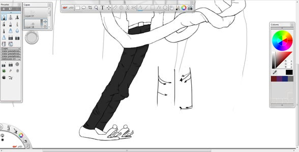 Shading Trousers