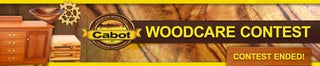 Cabot Woodcare Contest