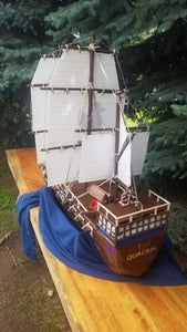 Duct Tape Pirate Ship