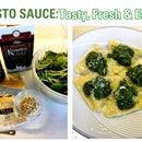 PESTO SAUCE: Tasty, Fresh & Easy