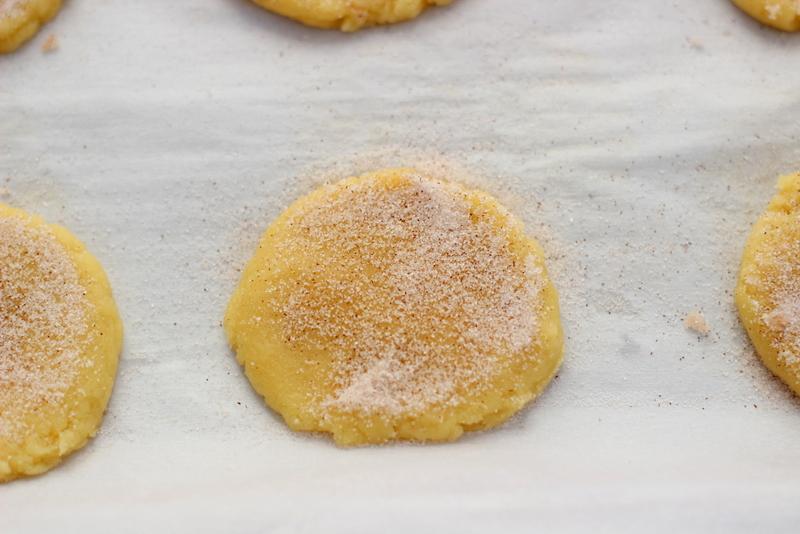Picture of Cinnamon Crusted Sugar Cookies