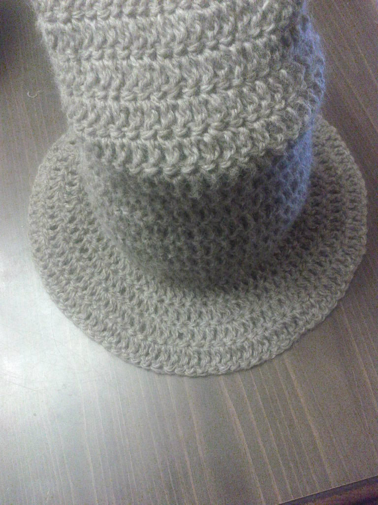 Picture of Making the Rim of the Hat