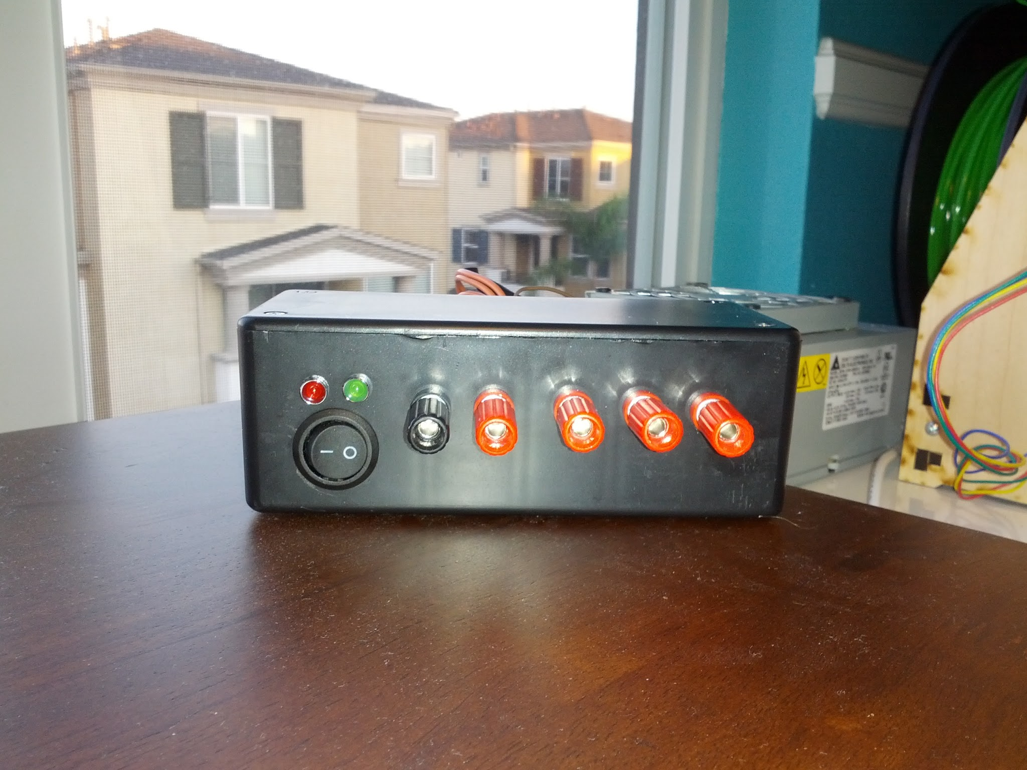 Picture of Convert an ATX Computer Power Supply Into a Bench Top Power Supply
