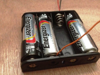 The Battery Holderp