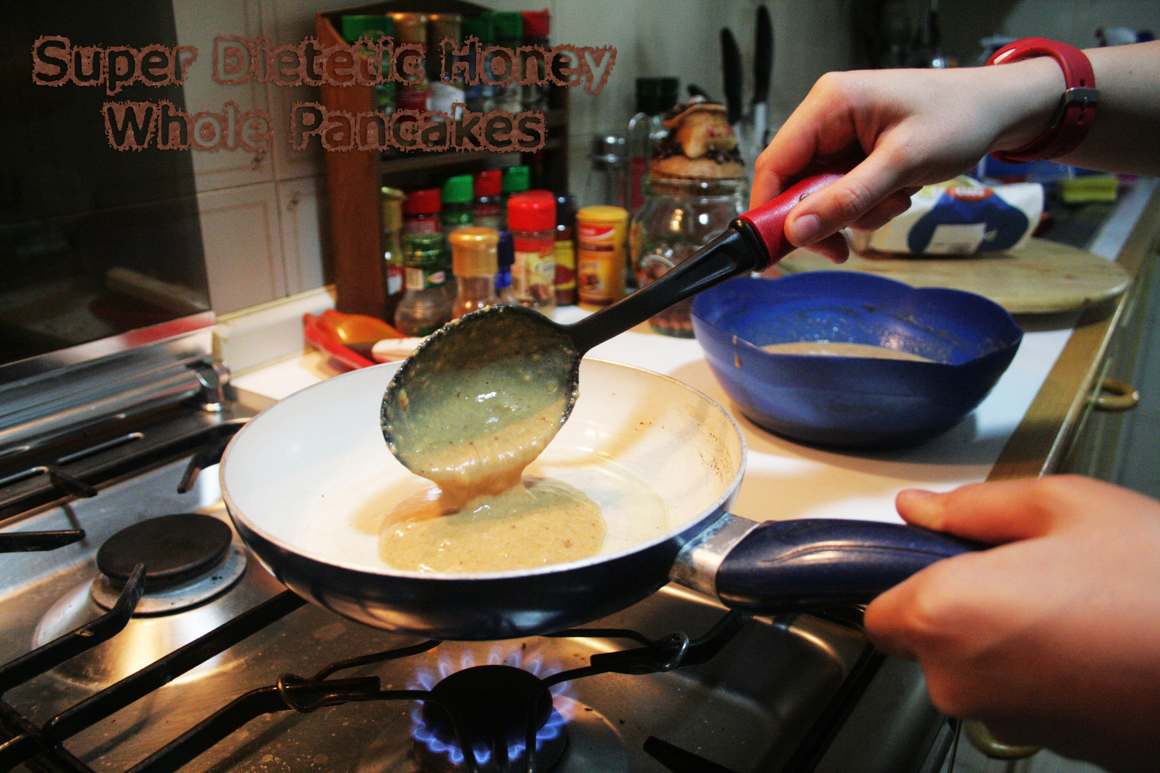 Picture of Greasy Pan, Sweety Cooking