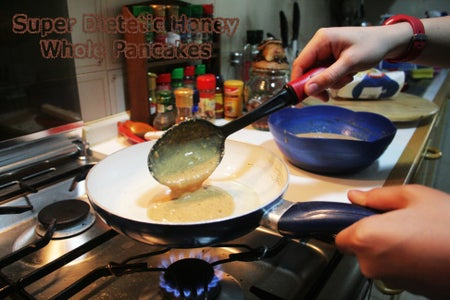 Greasy Pan, Sweety Cooking
