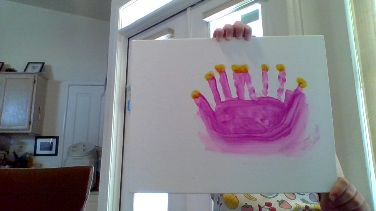 Picture of Hand Print Pictures