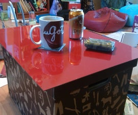 $3 Ikea Coffee Table