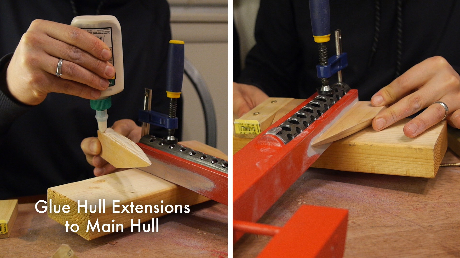 Picture of Hull Extensions