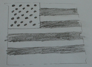 Picture of The Flag.