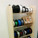 Super Simple Spool Storage Rack