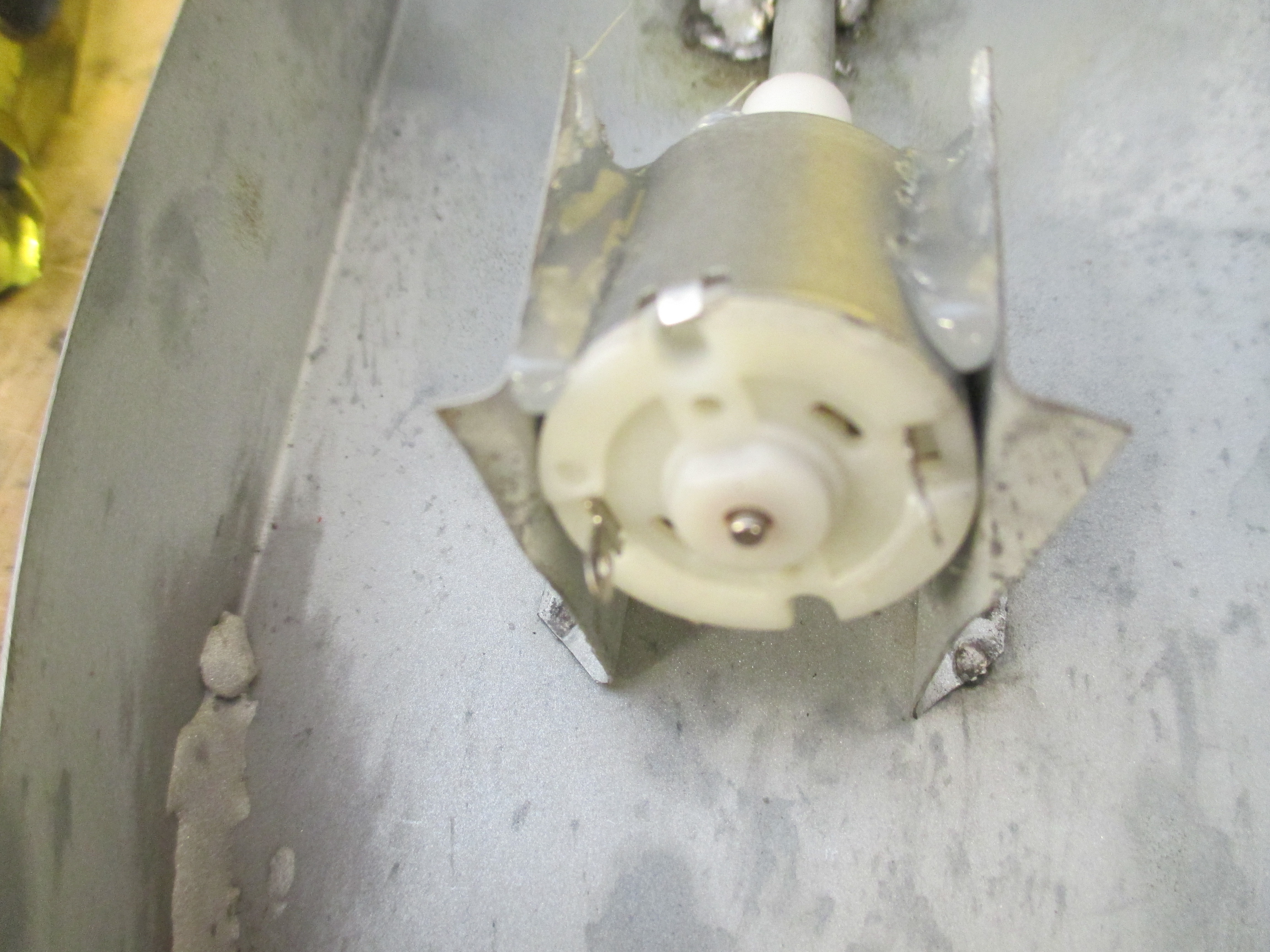 Picture of Motor Stand