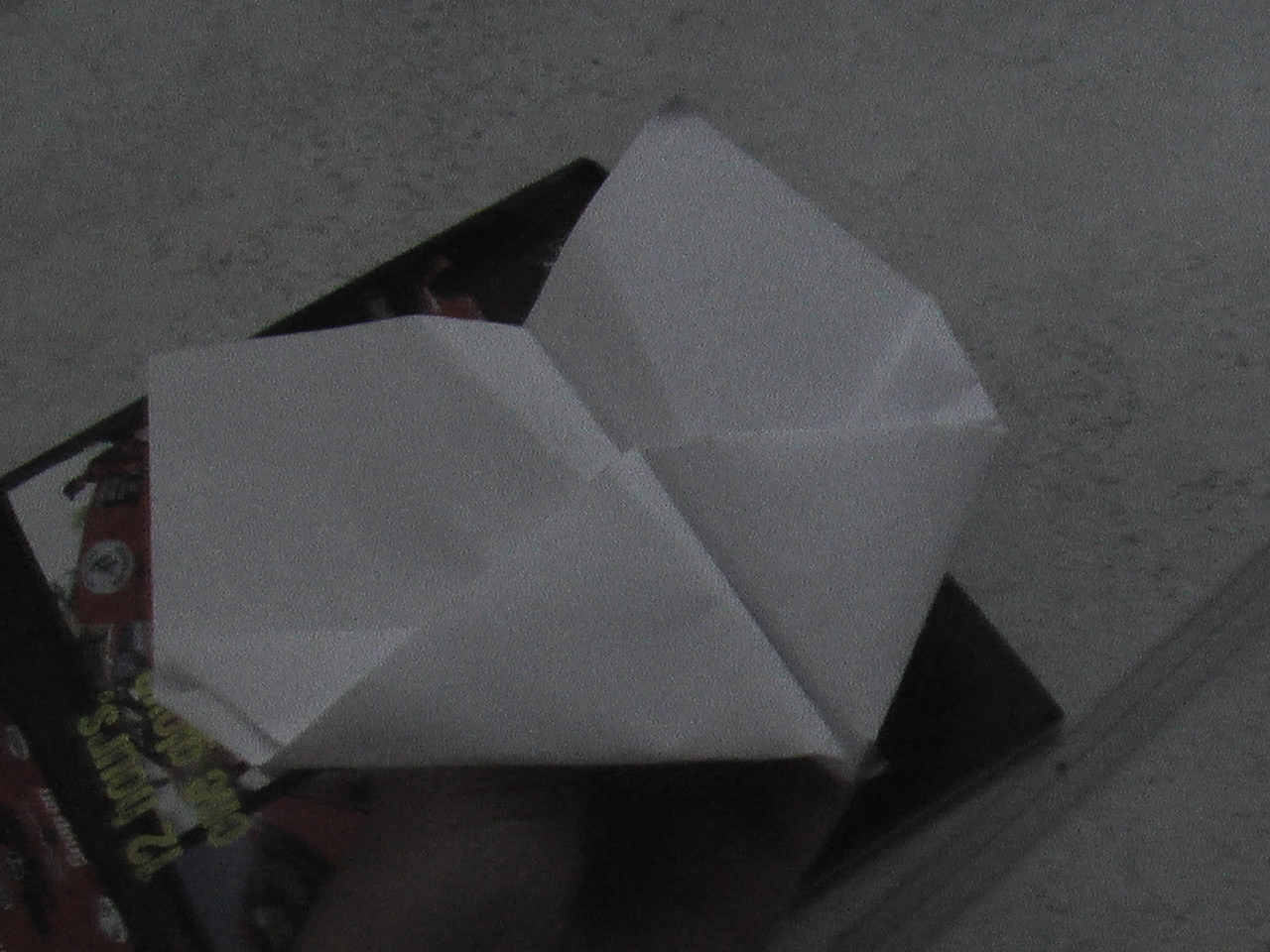 Picture of Easy to Make Paper Airplane