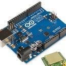 Arduino LoRa Sensor With InAir9B Radio