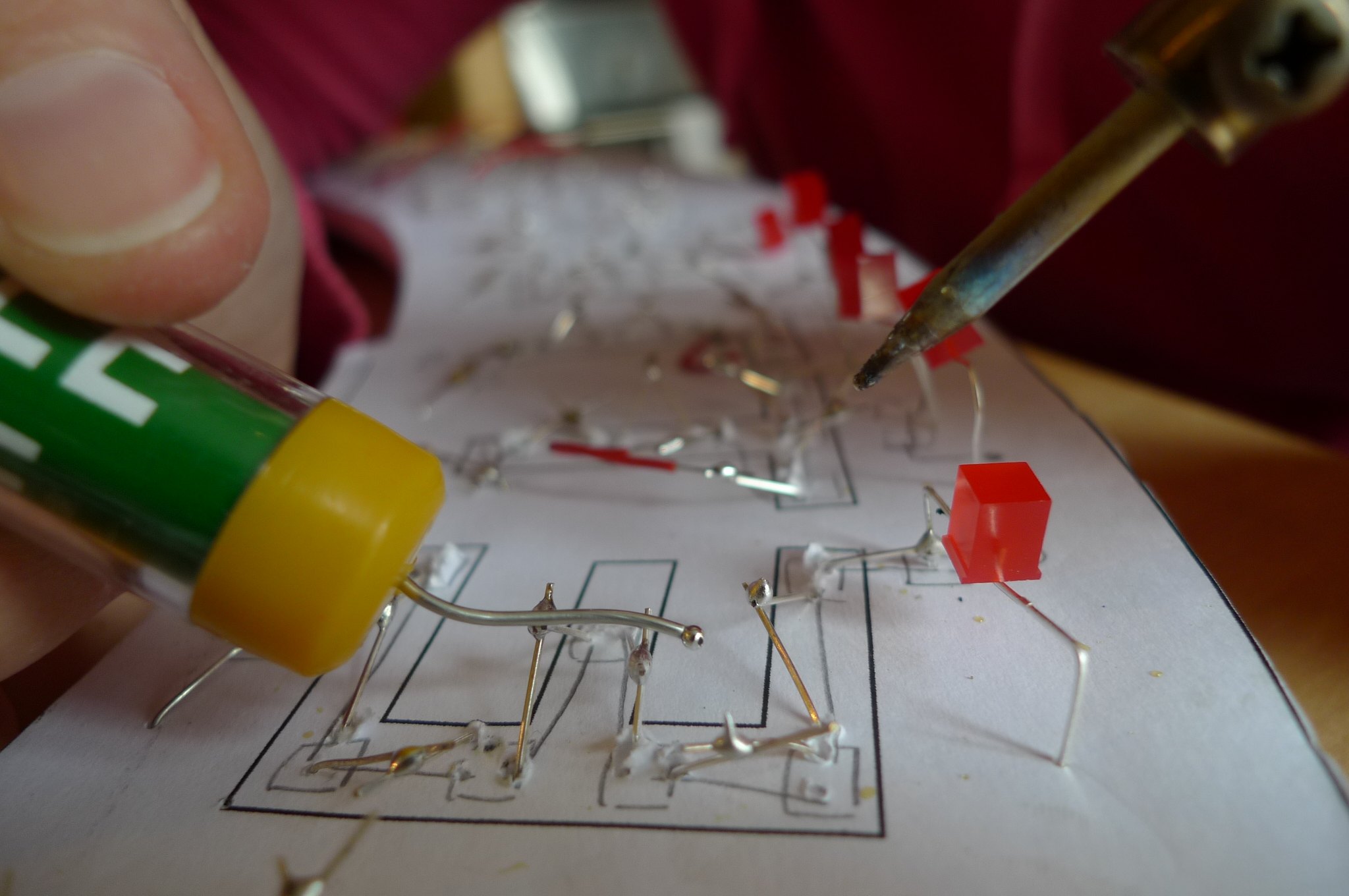 Picture of Get Soldering