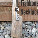 Fishbone Necklace