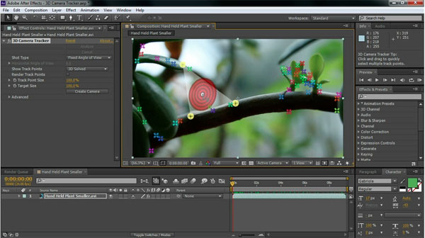 Picture of Adobe After Effect Cs6 BASICS