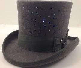 My hat, it's full of stars!