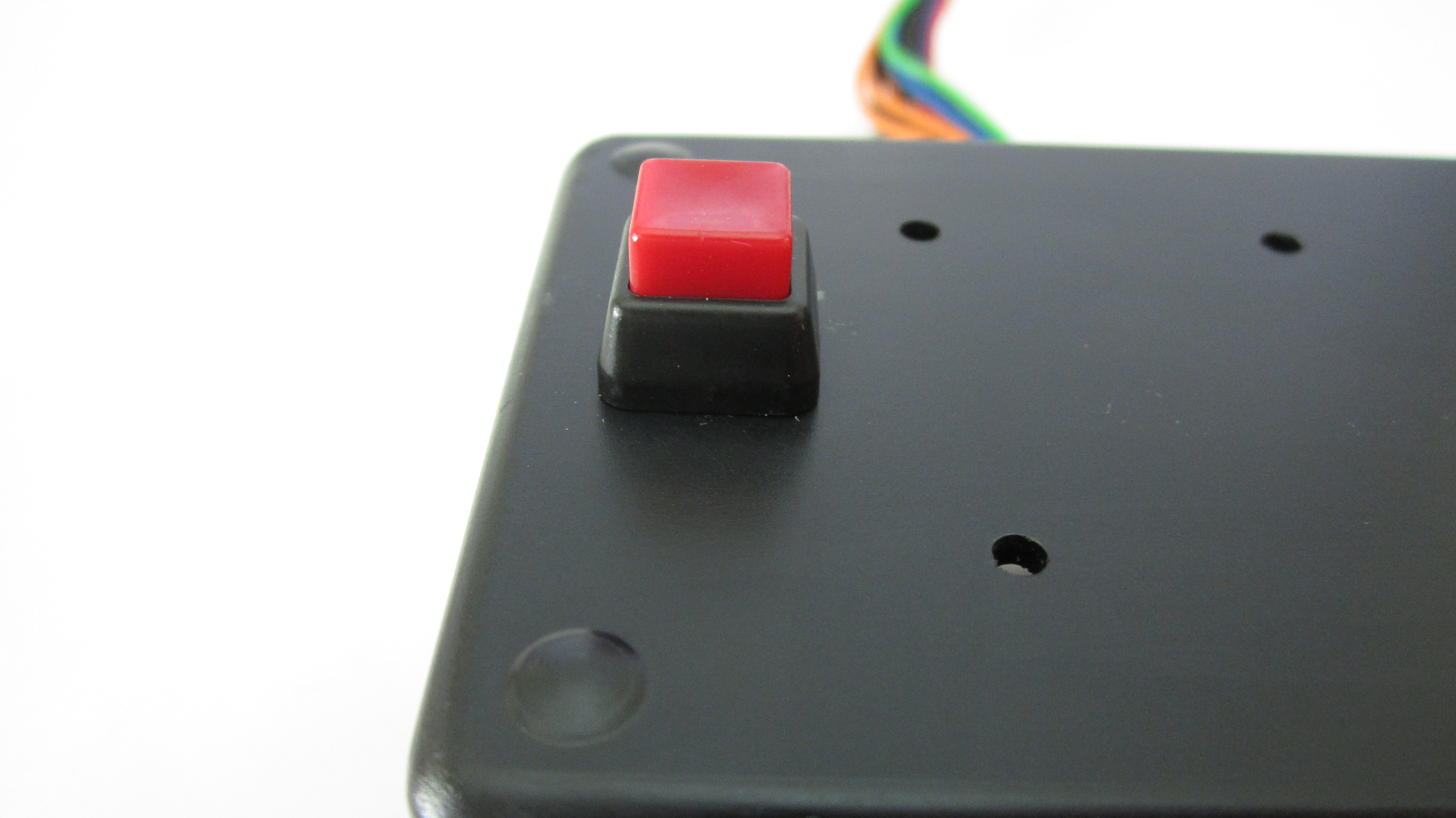 Picture of Connect the Green Wire to the Power Switch