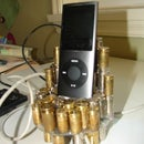 Bullet Ipod Stand