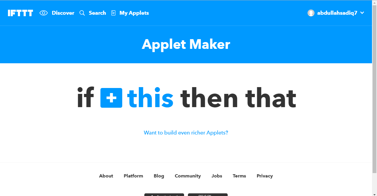 Picture of Blynk and IFTTT, and More!