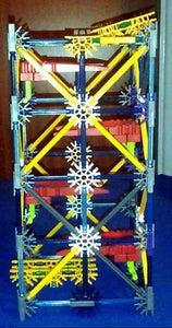 Brick Drop | a K'nex Ball Machine Element